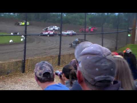 Sport Mod Heat 2 @ Marshalltown Speedway 09/01/17