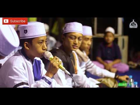 VOC: Nurus Sya'ban Alkaunu Adho'a Qasidah Ajib