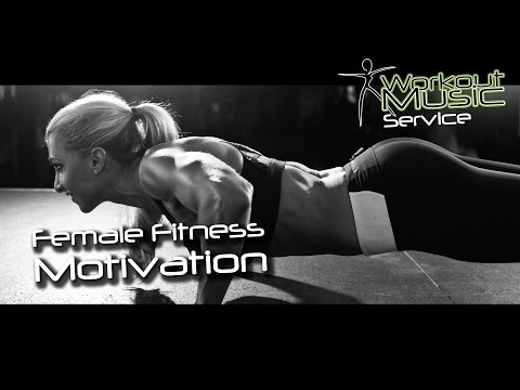Female Fitness Motivation –  fitness model bodybuilding training