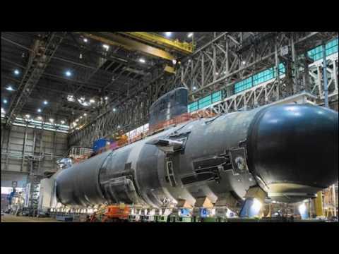 095型核潜艇竟然无轴 领先世界10年 马伟明院士立不世之功