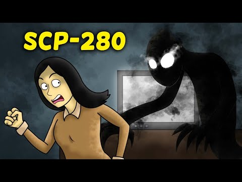 Scp-280 Eyes In The Dark ( SCP ANIMATION )  