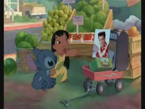 Lilo and Stitch - Elvis - Devil in Disguise