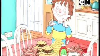 Horrid Henry in Hindi  -  Party at Home