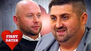 Guy Tells Date To Leave Before Main Course | First Dates