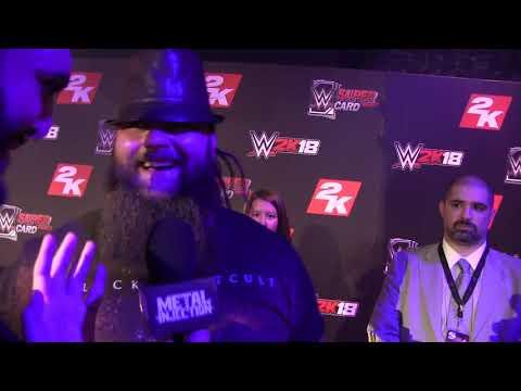 Bray Wyatt Talks PANTERA, RATM; Becoming A Huge Star | Metal Injection
