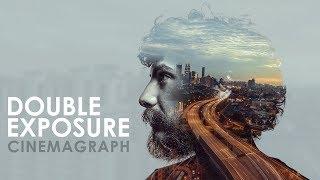 Doble exposición Cinemagraph - Tutorial de Photoshop