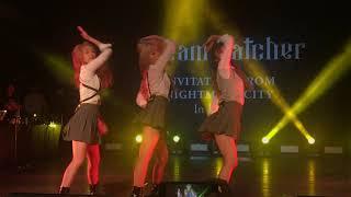 10-27-19  Dreamcatcher - TAKI TAKI - Live Milan, Italy