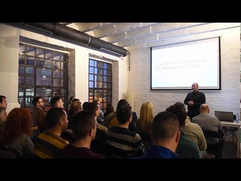 Exception Handling Strategies in .NET (in Serbian)