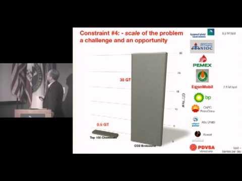 Climate Change Science: Dr. Paul Alivisatos, Berkeley Lab Director