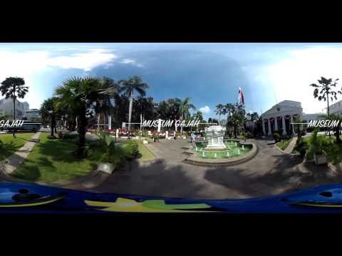 360 VR JAKARTA CITY ICON | XL PRESENTS