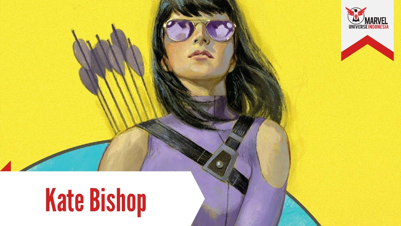 "Wanita Penerus ""Hawkeye"" 