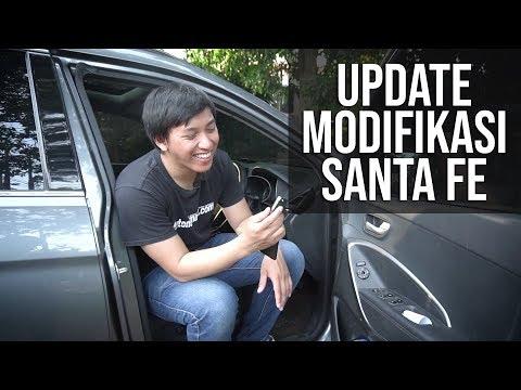Modif Mobil Santa Fe Lagi