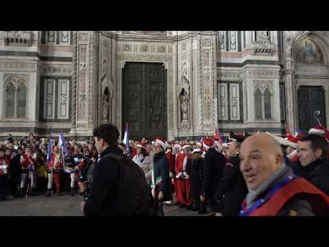 Firenze - Cerimonia E Accensione Dell'Albero Di Natale 2019