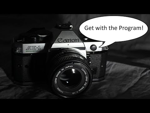 Introduction to the Canon AE-1 Program, Video 1 of 3