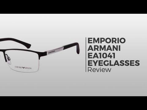 9e7a74a0d84 Emporio Armani EA1041 Eyeglasses
