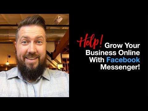 Facebook Business Page | How to setup Facebook Messenger on Your Facebook Business Page