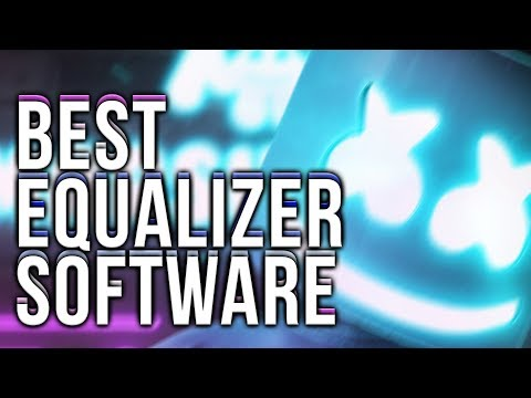 The Best Equalizer Software For Windows (2019)
