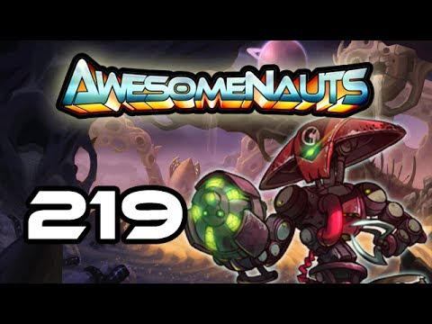 Awesomenauts - Let's Play! 219 [Bedrock]