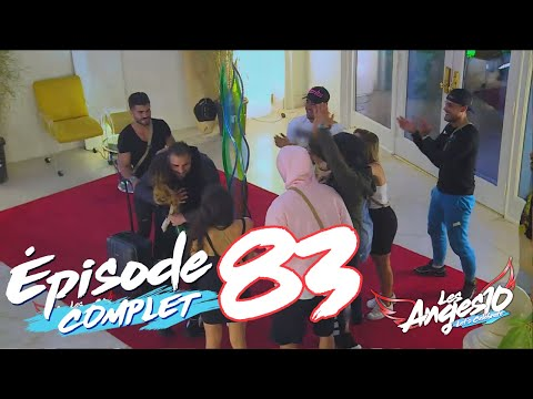 Les Anges 10 Replay entier  Episode 83 : Opération coin coin …