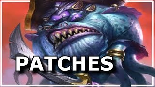 Hearthstone - Best of Patches