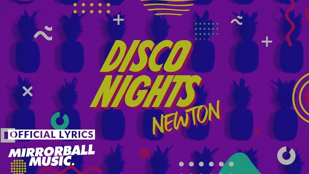 [Lyric Video] 뉴튼 (Newton) - Disco Nights