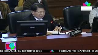 Nicaragua: EEUU utiliza a Almagro como operador golpista