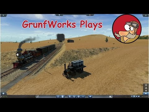 Transport Fever - USA - 010 - Getting into Oil Business - Let's Play
