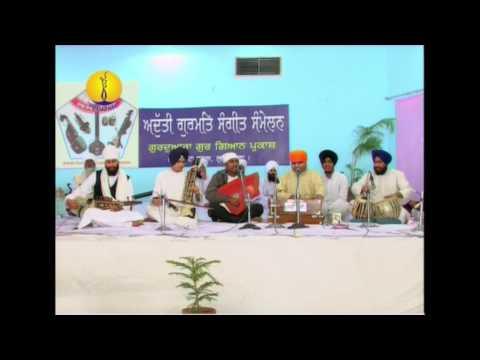 Adutti Gurmat Sangeet Samellan 2007 : Prof  Prem Sagar Ji