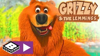 Grizzy und die Lemminge | Der Zauberspiegel | Boomerang