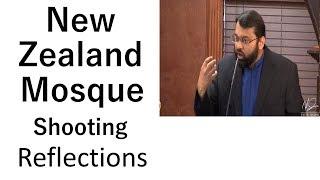 Thoughts on New Zealand Mosque Shooting - Dr. Sh. Yasir Qadhi