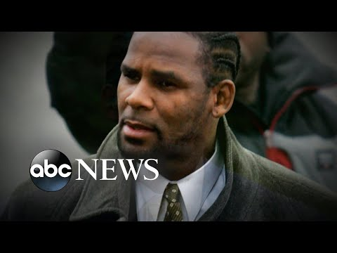R. Kelly found guilty of racketeering in federal court