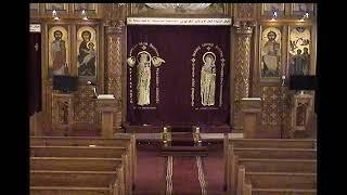 St Mary & St Antonios Coptic Orthodox Church Live Stream