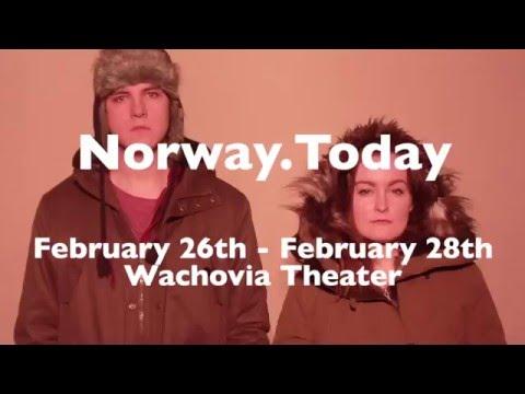 Norway.Today by Igor Bauersim (Promo)