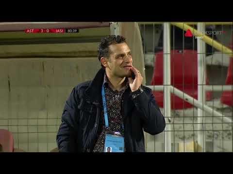 Astra Giurgiu - Poli Iasi 3-0 Inca un gol superb inscris de Budescu!