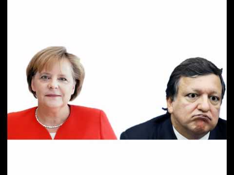 Merkel en Barroso.flv