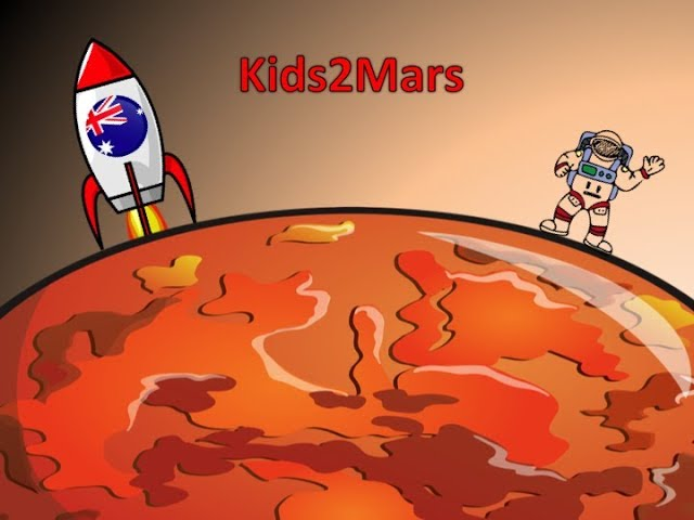 ENG Kids2Mars | Australia - What would happen to all the greywater and sewerage?
