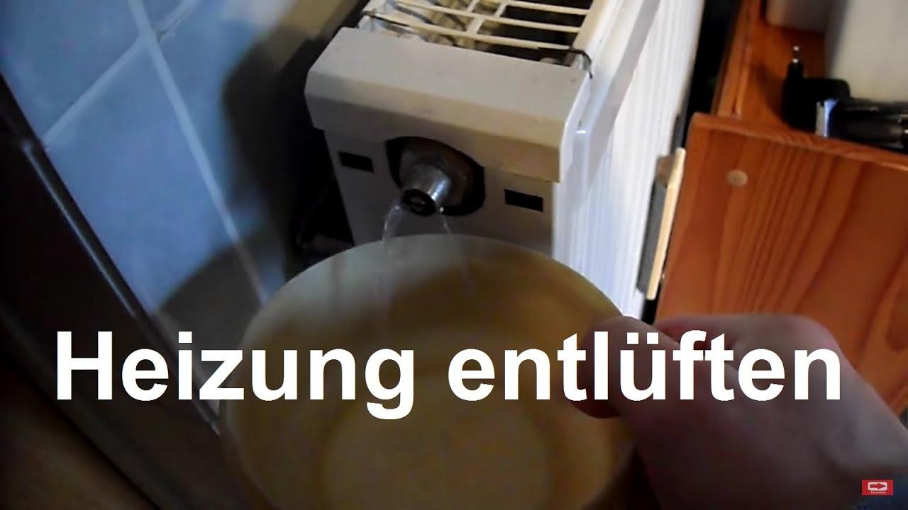 diy heizk rper entl ften heizung richtig entl ften anleitung heizung wird nicht warm youtube