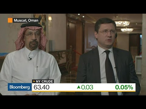 Saudi Energy Minister Sees Need for a Global Oil Alliance