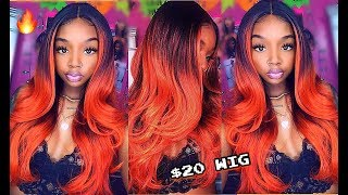 THE BEST FALL WIG FOR ONLY $20 ! | Outre Lace Front Phoenix Wig