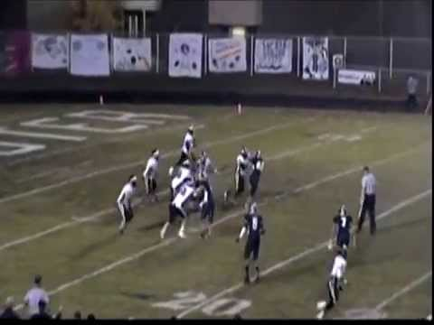 Lenny Williams #3 QB/DB (Sto-Rox) Junior Football Highlights
