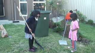 Gardening in Adelaide,  Bricknell Street Magill