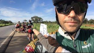 Vlog 112 | Rolou tombo no pedal de sábado