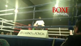 "Jorge ""Gentleman"" Silva Vs Nuno Lagarto Titulo Nacional BOXE 79.380kg"
