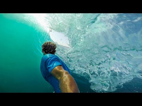 GoPro : Kailani Jabour - Kandui 06.28.15 - Surf