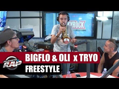 Freestyle Bigflo & Oli Feat. Tryo #PlanèteRap