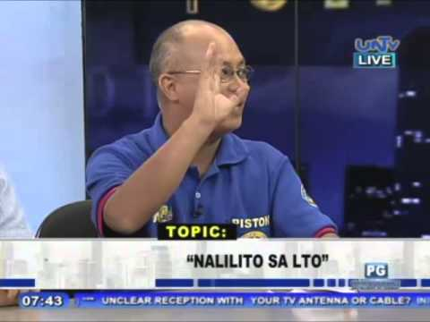 LTO: Applying for non-professional driver's license