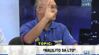LTO: Applying for non-professional driver