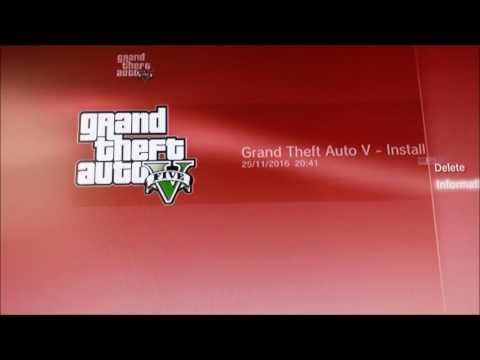 GTA 5 USB mods for PS3, X-BOX 360 ( NO JAILBREAK/JTAG )