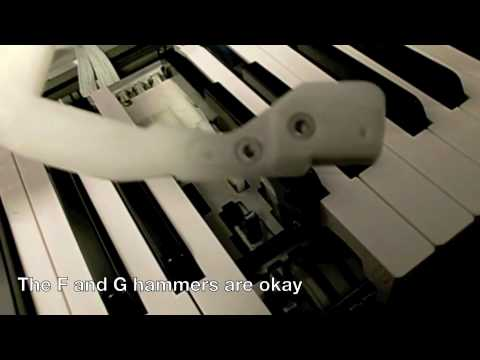Roland Digital Piano Spare Parts : roland fp 1 digital piano broken key repair and hammer replacement youtube ~ Vivirlamusica.com Haus und Dekorationen