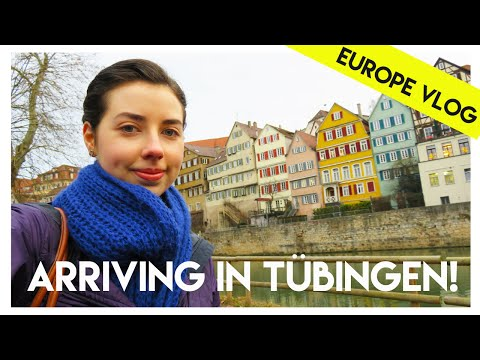 From Perth, Australia to Tuebingen, Germany